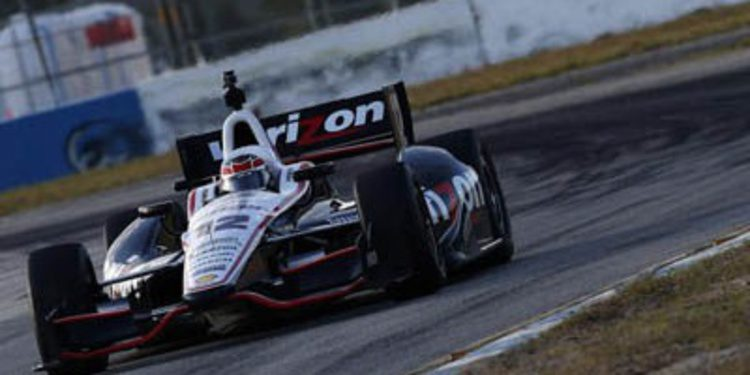 Will Power domina el último fogueo en la IndyCar 2013