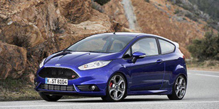 El más rápido en tamaño reducido: Ford Fiesta ST