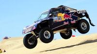 Carlos Sainz con Red Bull Catar Team en el Dakar 2014