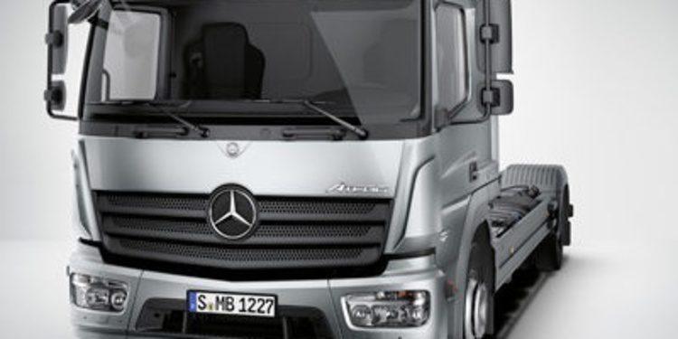 En detalle: Nueva gama Mercedes Atego Euro-VI