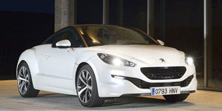 El Peugeot RCZ recibe algunos retoques