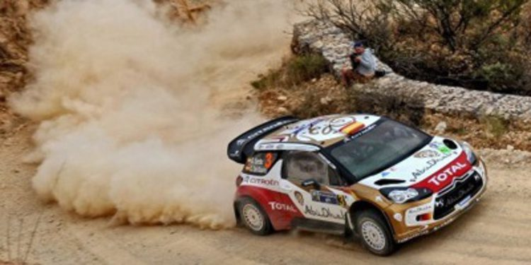 Lista de inscritos del Rally de Portugal 2013