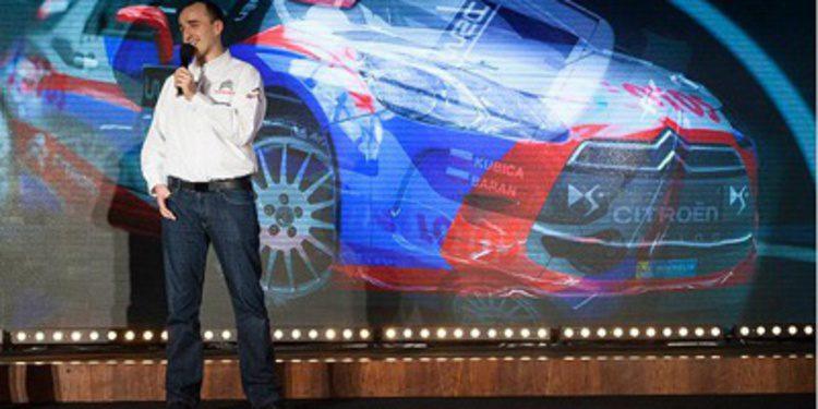 """Robert Kubica: """"El Rally de Portugal será el más difícil"""""""