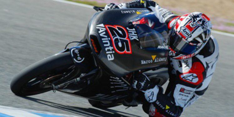 Último test de Moto2 y Moto3 en el Circuito de Jerez