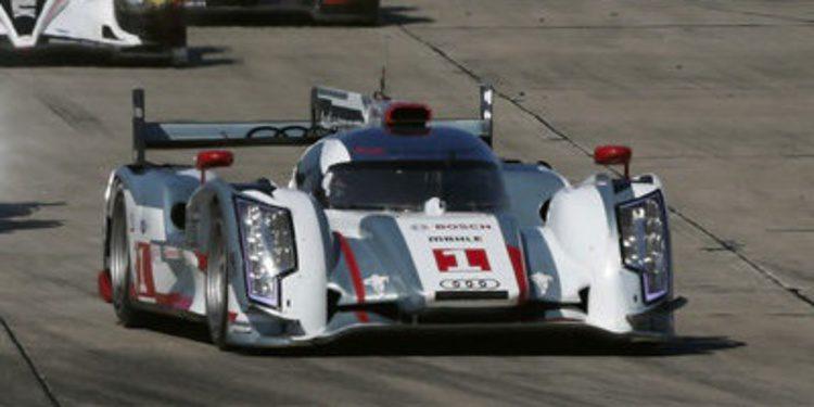 Doblete de Audi en Sebring