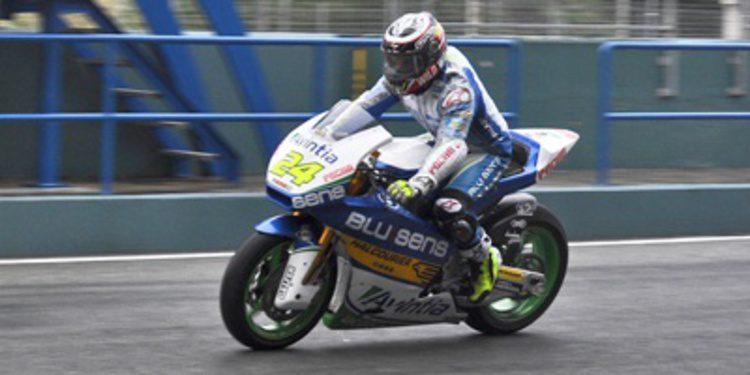 Test Moto2/Moto3 Jerez II: Elías y Jonas Folger dominan el arranque