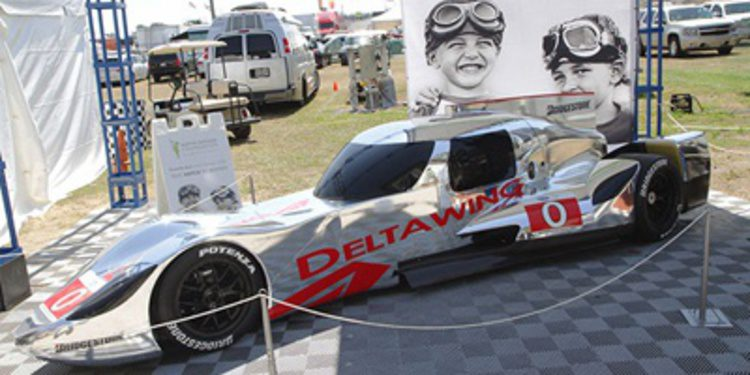 Se presenta el DeltaWing Coupé