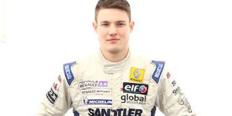 Christopher Zanella con ISR en Fórmula Renault 3.5