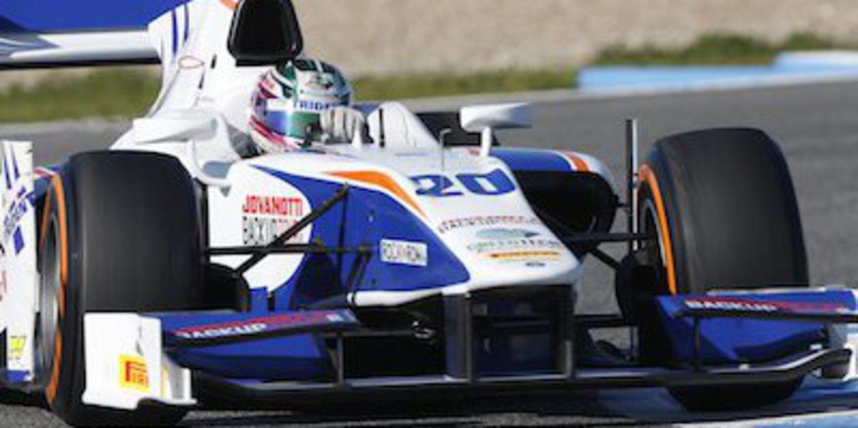 Trident confirma a Berthon y Ceccon para el estreno de GP2 en Malasia
