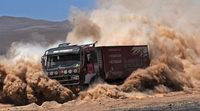 Recorrido del Dakar 2014 sin Perú