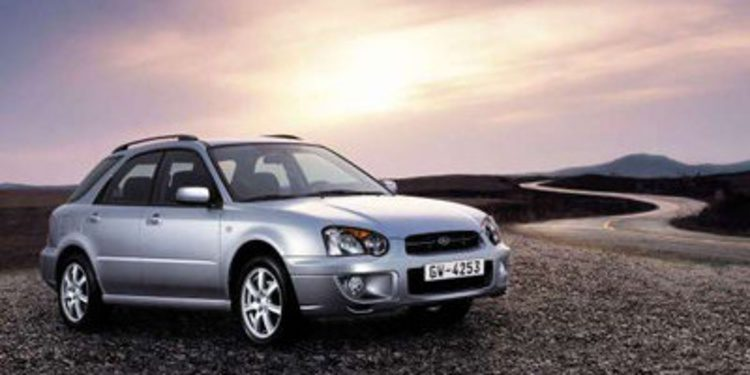 El Subaru Impreza aumenta su demanda en Inglaterra gracias a Top Gear