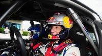 ¿Kris Meeke con un Citroën DS3 WRC en Finlandia?