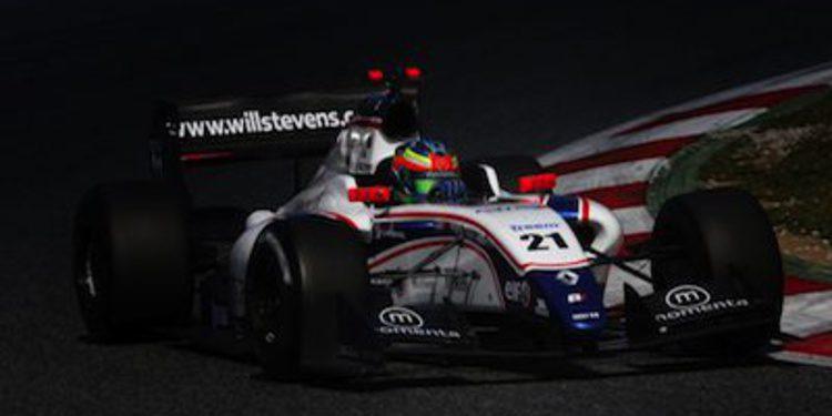 Will Stevens, el más rápido en cierre de los test de Fórmula Renault 3.5
