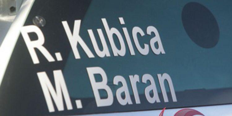 Robert Kubica lidera el shakedown del Rally Islas Canarias