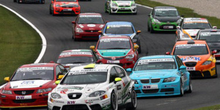 36 coches inscritos en el ETCC