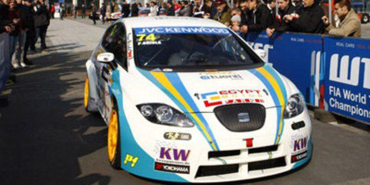 El WTCC se presenta en Turín