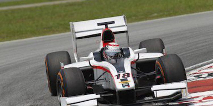 Stefano Coletti se lleva la Pole para la primera carrera de GP2 en Malasia