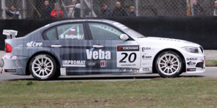 Petr Fulin, pole en Monza