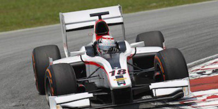 Stefano Coletti vence el sprint de Malasia en GP2