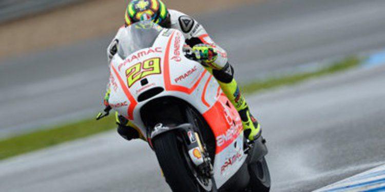 Reacciones de los pilotos MotoGP en el estreno en Jerez