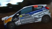 Elfyn Evans listo para debutar en WRC2