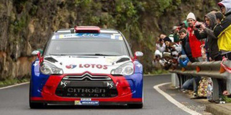 Robert Kubica explica su accidente en Canarias
