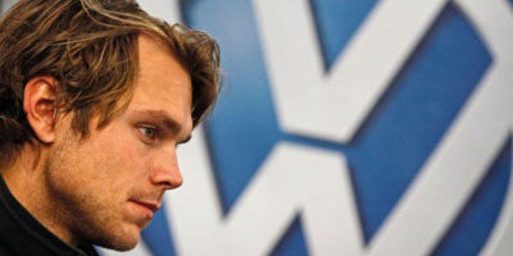 """Andreas Mikkelsen: """"Es la oportunidad más grande"""""""