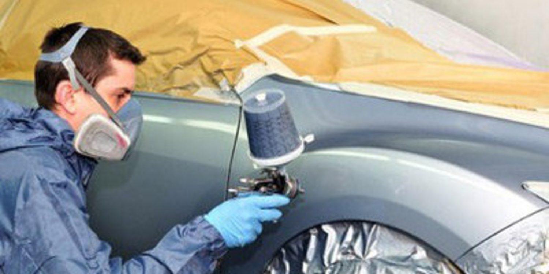 El proceso de reparación de carrocería, descrito paso a paso