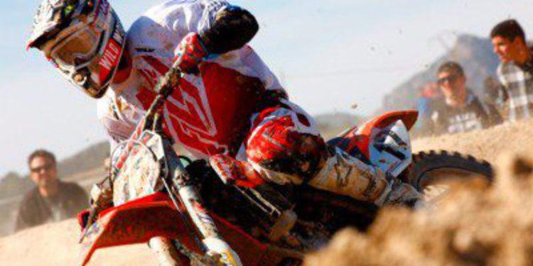 Los favoritos de MX1 y MX2 rinden en los campeonatos nacionales