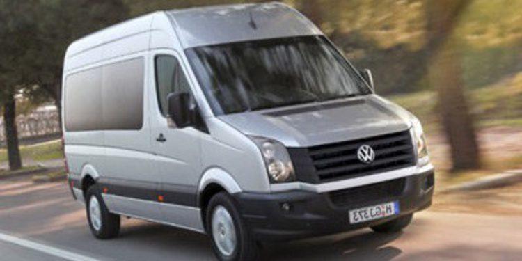 Llega a España la nueva Volkswagen Crafter Pro