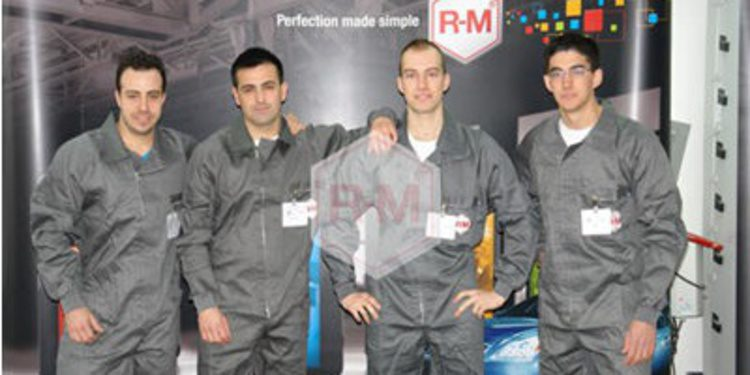 R-M pone en marcha el certamen 2013-2014 del concurso Best Painter
