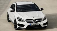 Se presenta oficialmente el Mercedes CLA 45 AMG