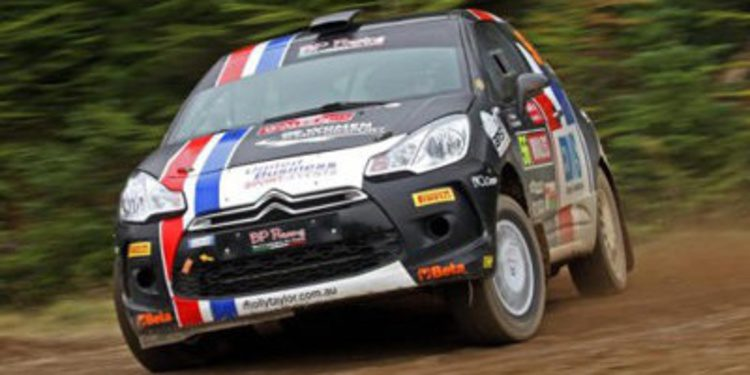Molly Taylor a por el FIA ERC Ladies Trophy 2013