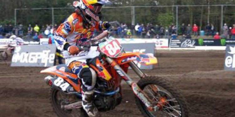 GP Holanda 2013: Jeffrey Herlings vence en MX2