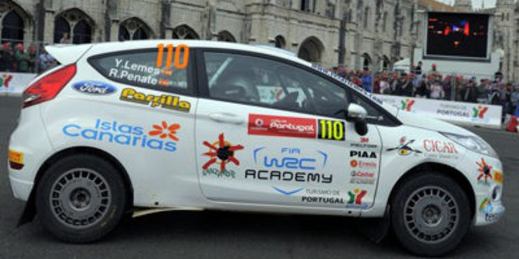 La FIA designa a Hankook para el JWRC 2013