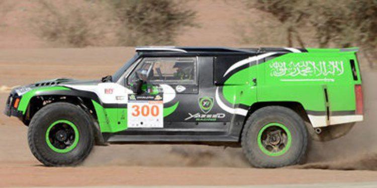 Yazeed Al-Rajhi baja en el Rally de Portugal por lesión
