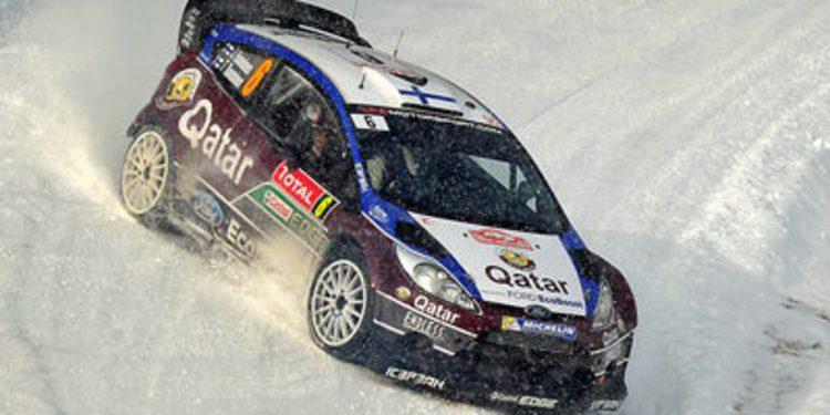 Juho Hänninen suena para Hyundai Motorsport