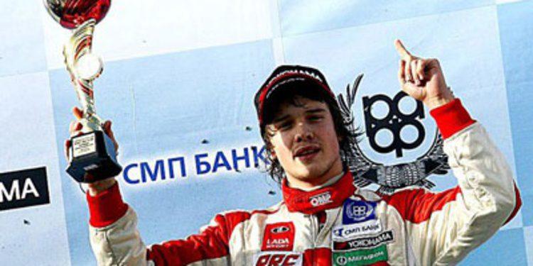 Lada Sport confirma a Mikhail Kozlovskiy