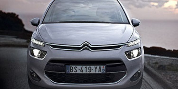 Ya es oficial el nuevo Citroën C4 Picasso