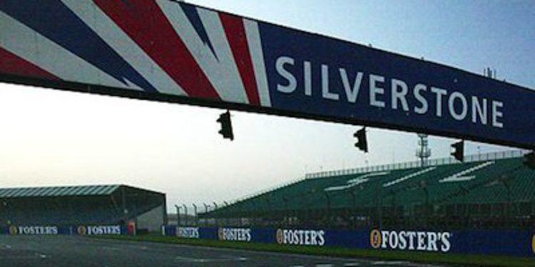 Alineaciones primera jornada de test GP3 en Silverstone