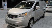 La versión barata de la Nissan NV200 trae polémica