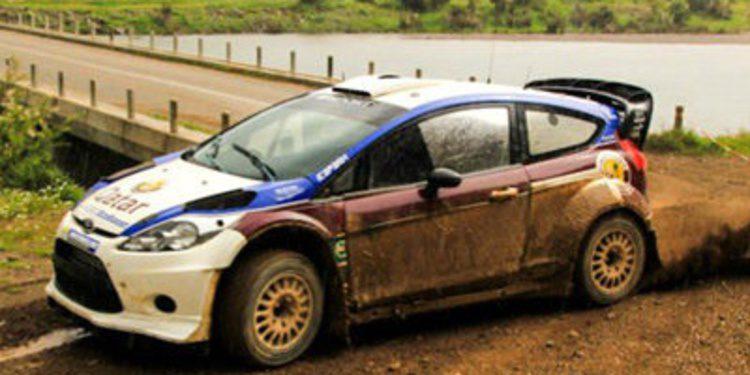 Lista de inscritos del Rally de Argentina 2013