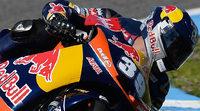 Luis Salom y KTM dominan Moto3 en los FP2 catarís