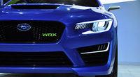 Subaru WRX Concept, inspiración japonesa
