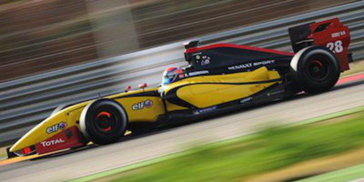 Kevin Magnussen enseña los dientes en los primeros libres de WSR en Monza