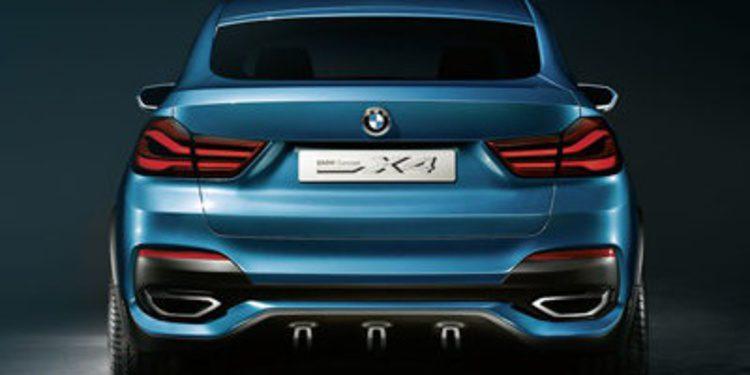 BMW X4 Concept, el SUV de 2014