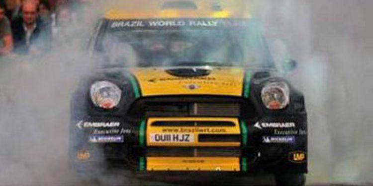 Brasil llama fuerte a la puerta del WRC