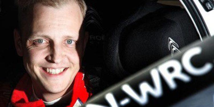 Mikko Hirvonen aún ve a tiro el WRC 2013