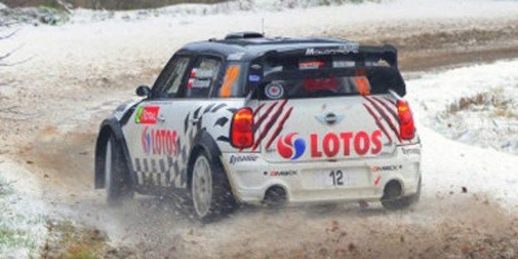 El motor del Mini JCW WRC se actualiza