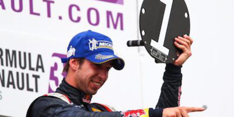 Antonio Felix da Costa no dio tregua en la segunda manga de Monza